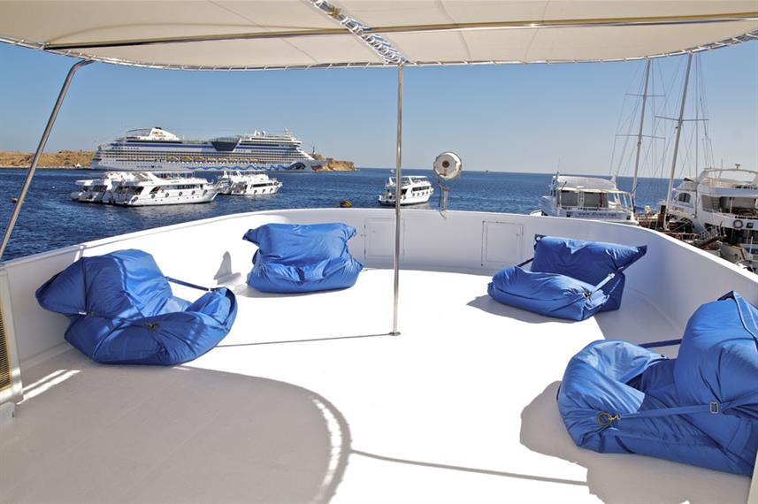 Sun Deck - Red Sea Blue Force 2